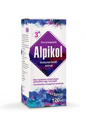 Alpikol Immune syrup